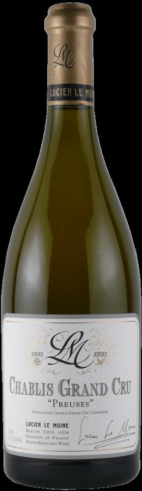 シャブリ グラン・クリュ プリューズ-0