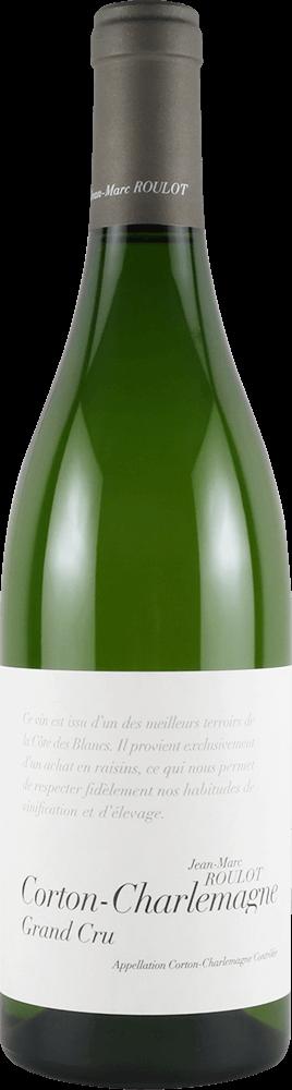 コルトン・シャルルマーニュ グラン・クリュ [マグナムボトル] [ジャン・マルク・ルーロ]-0