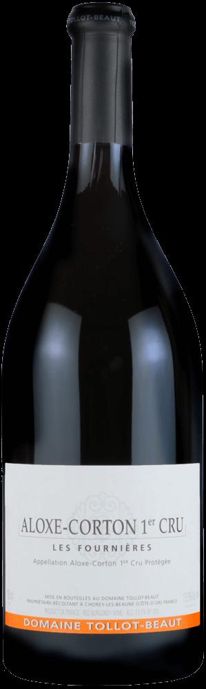 アロース・コルトン プルミエ・クリュ レ・フルニエール-0