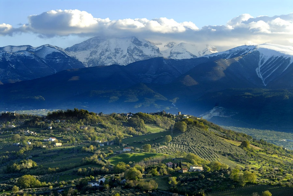 イタリア アブルッツォ