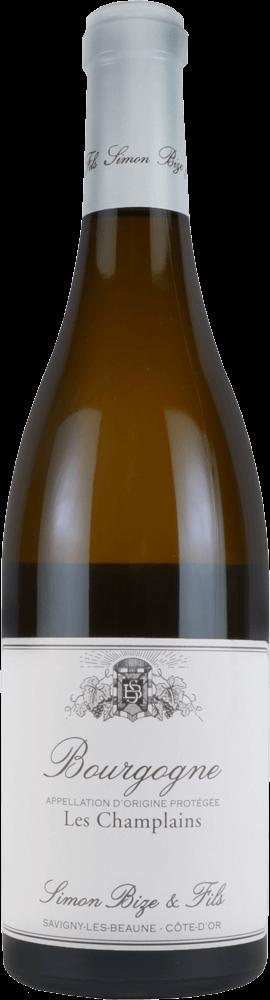 ブルゴーニュ・レ・シャンプラン・ブラン