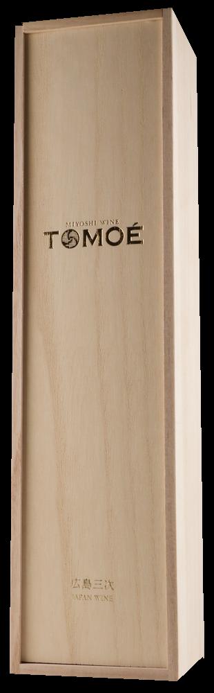 トモエ・セミヨン・クリオ・エキストラクション [ハーフボトル] [木箱付]-2