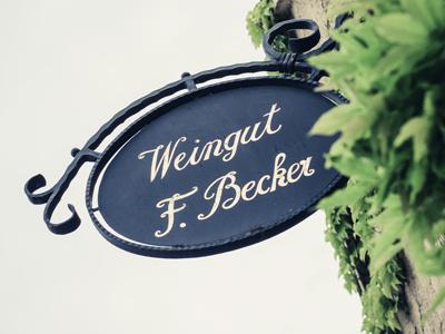 フリードリッヒ・ベッカー / FRIEDRICH BECKER