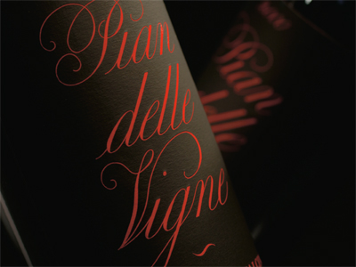 ピアン・デッレ・ヴィーニェ (アンティノリ)