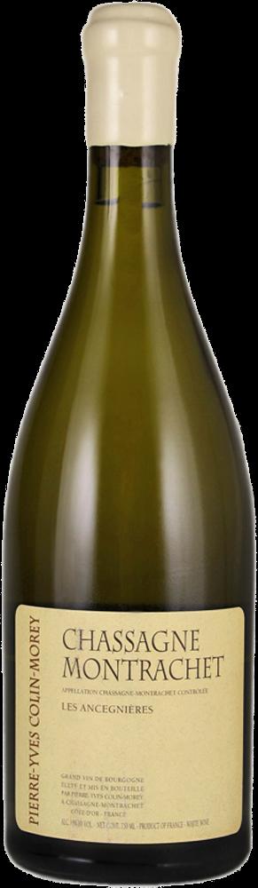 シャサーニュ・モンラッシェ レ・ザンセニエール・ブラン-0