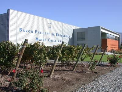 バロン・フィリップ・ド・ロスチャイルド・マイポ・チリ