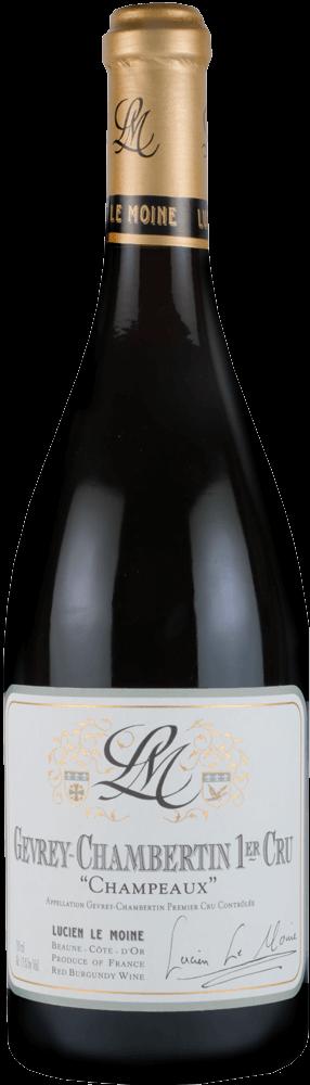 ジュヴレ・シャンベルタン プルミエ・クリュ シャンポー-0