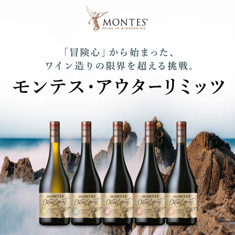モンテス・アウター・リミッツ・シリーズ