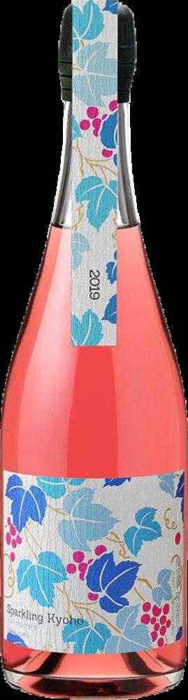 丹波ワイン スパークリング・巨峰