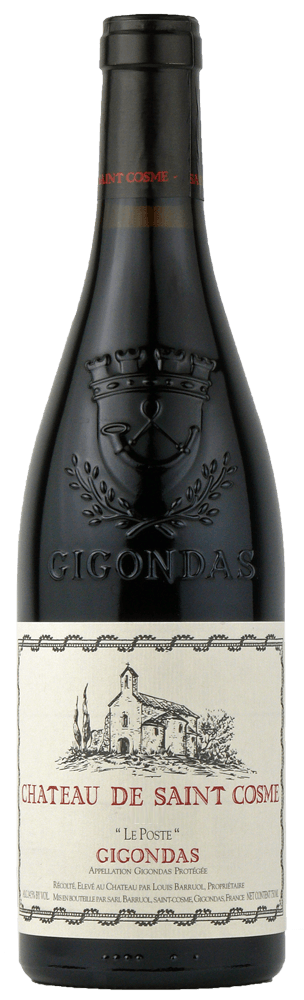 ジゴンダス ル・ポスト-0