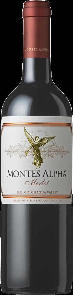 モンテス・アルファ・メルロ