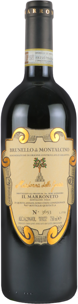 ブルネッロ・ディ・モンタルチーノ セレツィオーネ マドンナ・デッレ・グラツィエ-0