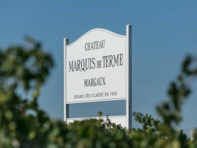 シャトー・マルキ・ド・テルム / CH.MARQUIS DE TERME