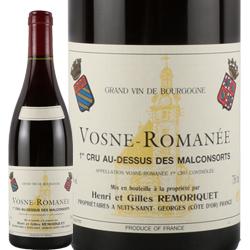 ヴォーヌ・ロマネ プルミエ・クリュ オー・デシュ・デ・マルコンソール-1