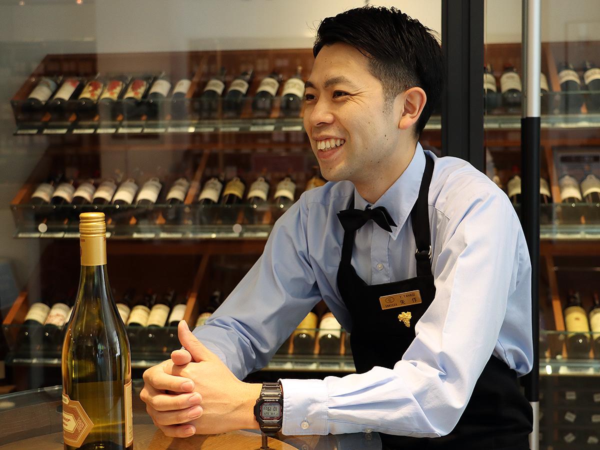 【スタッフ愛飲】特別な日に欠かせない!アロマティックな白ワイン