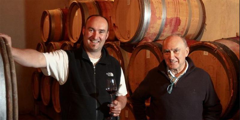 今ローヌ地方で最も才能があると評されるワインメーカー