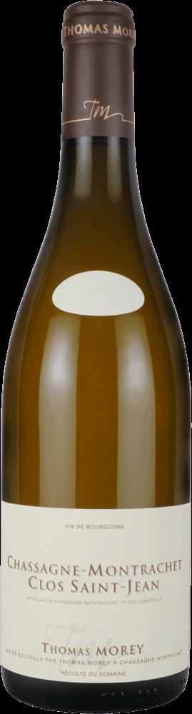 シャサーニュ・モンラッシェ プルミエ・クリュ クロ・サン・ジャン・ブラン-0