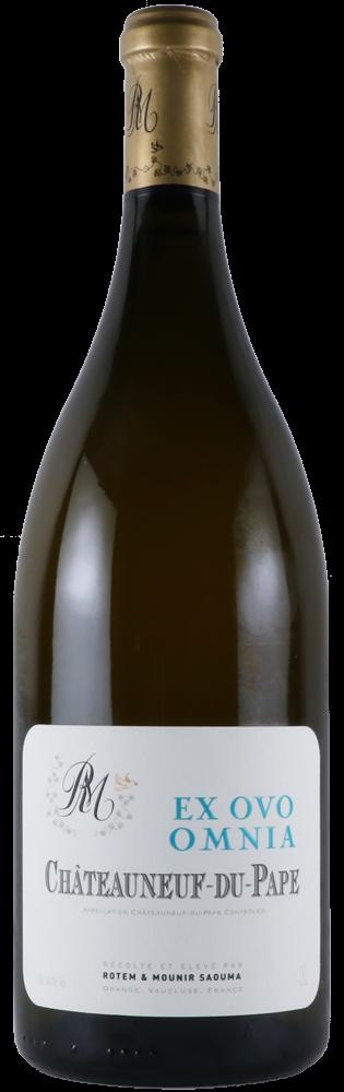 シャトーヌフ・デュ・パプ オーヴォ・オムニア・ブラン [マグナムボトル]
