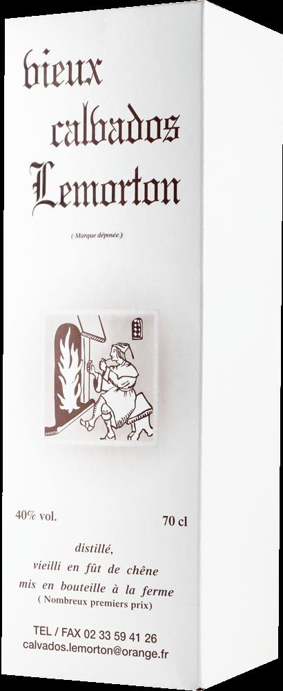 カルヴァドス・オー・ダージュ 15年【ボックス付】-2